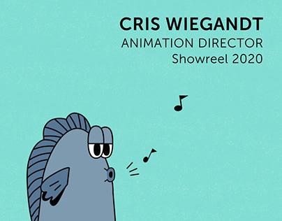 Animation Director - Showreel 2020