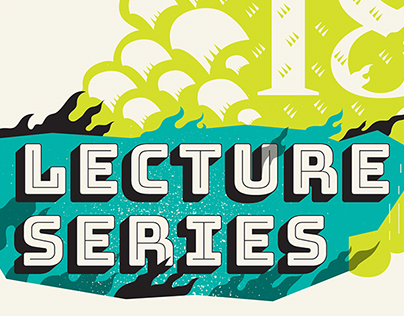 2017/18 Lecture Series Poster Concept