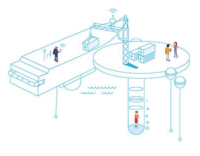 DNV GL Maritime IT - illustration tool