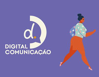 [Digital] Cartão - Dia Internacional da Mulher