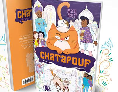 Chatapouf, Espion du Maharadjah - Poulpe Fictions 2019-