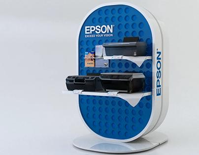 Expositor EPSON | Lisboa