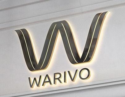 WARIVO — logo design & branding