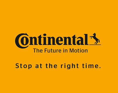 Stop at the right time - Continental