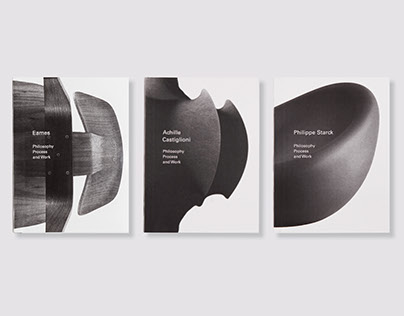 Eames, Castiglioni, Starck Book Series