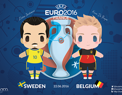 EURO2016: Celebrate the Art of Football (WIP)