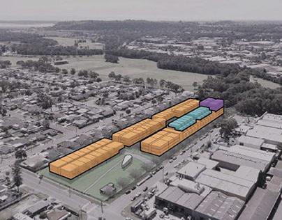 2019 - Planning Proposal Inner West with Geoform Arch.