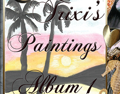 A5 Paintings Album #1