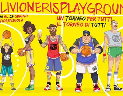 Livio Neri's Playground - Poster