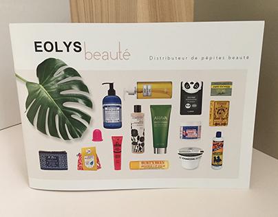 Eolys Beauté - Catalogue produits