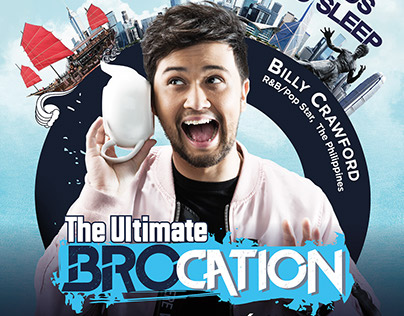 The Ultimate BROcation