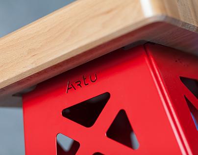 ARTU bar stools
