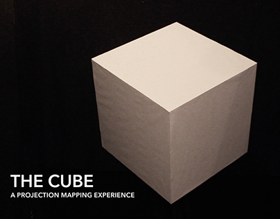 The Cube - A Projection Mapping Experience