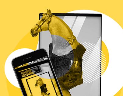 Billboards By Boijmans - Web App