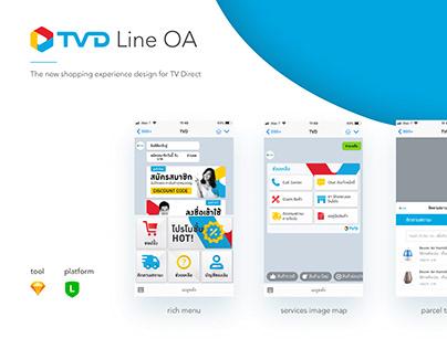 E-Commerce LINE OA