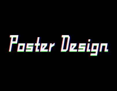 poster design -