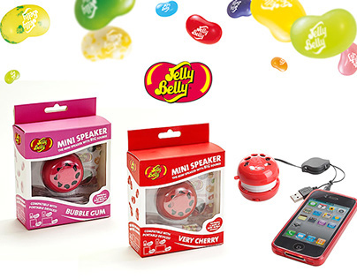 Jelly Belly Mini Speakers