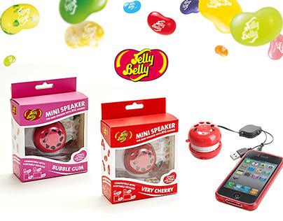 Jelly Belly Mini Speakers