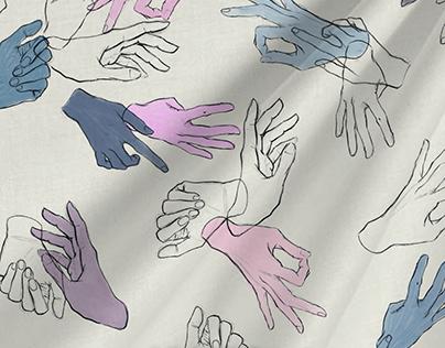 Take my hand - Patterns