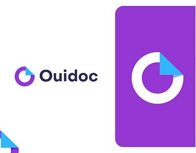Branding Logo for Ouidoc