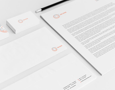 Revere brand identity projet