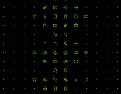 Project Neon (Iconset)