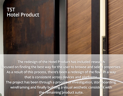 TST Hotel Product