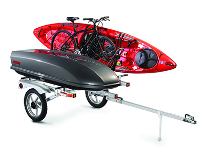 Yakima Rack And Roll Trailer Review