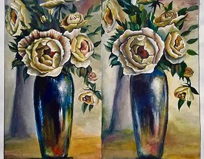 Gouache & Watercolor Painting