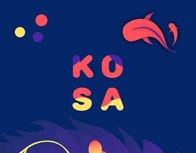 KOSA | Brand Identity