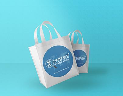 E-commerce Barta Logo Design & Branding Items Design