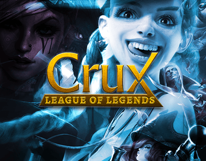 Crux - mobile game UI