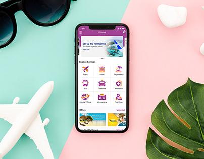 Kizuna Travel App