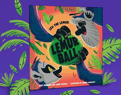 Leo the lemur- Lemurball