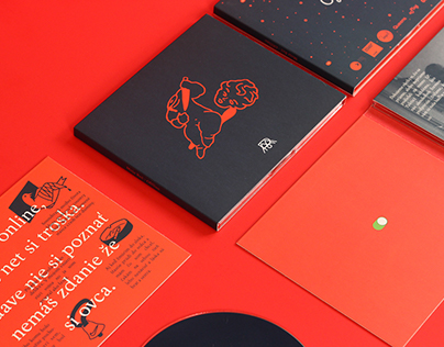 Moja Rec Offline — album artwork