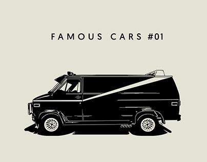 FAMOUS CARS Vol.01