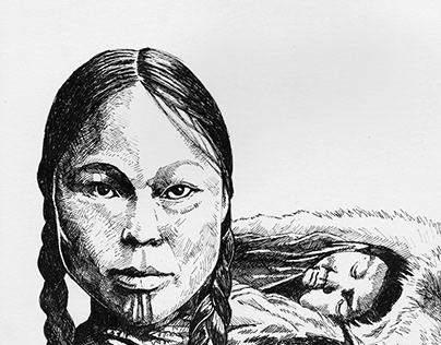 Inuk woman