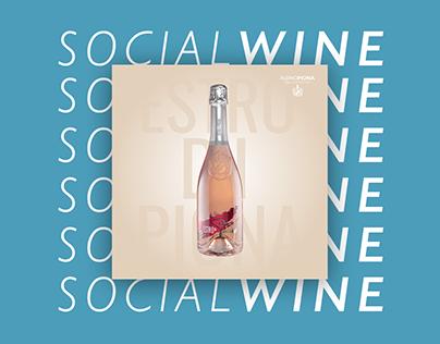 Social Media - Wine