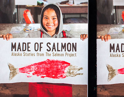 Made of Salmon Book Cover