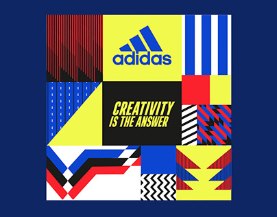 Adidas - Football Creator Base advertising