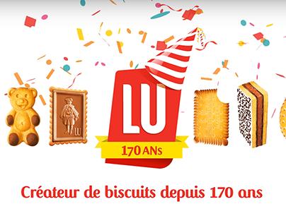 LU - Les 170 ans