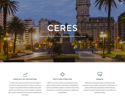 CERES website