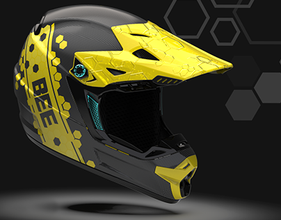 Colour Material Finish : Helmet