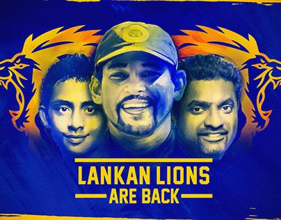 Sri Lanka Legends - Road Safety World Series 2020