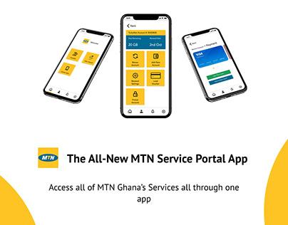 MTN Service App
