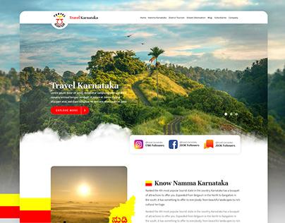 Travel Karnataka - Travel and Tourism Website