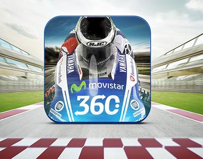 Movistar - 360 Rider