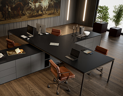 Contemporary Office