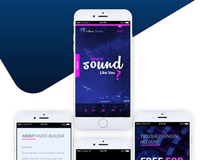 UX/UI Mobile Design