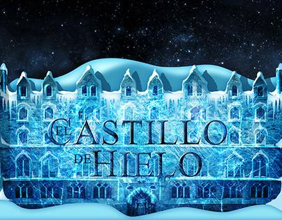 El Castillo de Hielo. Lux Navidad León 2019.